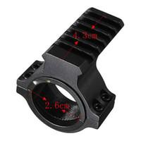 Wholesale 30mm Ring Scope Tube Flashlight Laser Mount adapte...