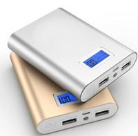 12000mAh della banca di potere del caricatore della batteria pacchetto esterno 12000 mah Banca di potere per tutti i telefoni mobili compresse di prezzi di fabbrica di trasporto