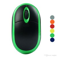 Lowest Price Mini Wireless Mouse Lovely Design 2. 4GHz Wirele...