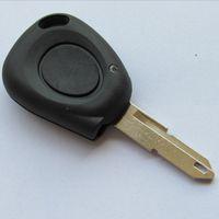 Сменный ключ Shell Для Renault Megane Scenic Дистанционный Ключ IR 1 Кнопка дистанционного ключа Case Fob