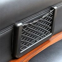 Wholesale Universal Auto Car Seat Back Storage Net Bag Phone...