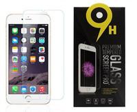 Film de protection d'écran en verre trempé pour iPhone SE 5 5S 6 6S Samsung S6 S4 LG G4 G5