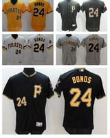 2016 Best quatily jersey Pittsburgh Pirates#24 BONDS white G...