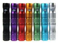 eGo X6 1300mAh Adjustable Battery - 7 colors 3.6V 3.8V 4.2V Variable Voltage for ego vaporizer Kangertech Protank