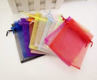 Organza Wedding Favors Xmas Gift Bags Jewelery Candy Pouches...