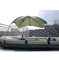 Intex series fishing boat waterproof canopy sun gazebo sun s...
