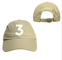 Chance the rapper 3 Baseball Cap Streetwear Dad Hat coloring...