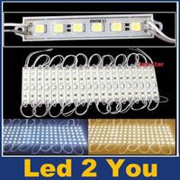 6 LED SMD 5050 moduli LED impermeabile Pubblicità Design portato moduli super luminoso Pixel Led Light Moduli 12V