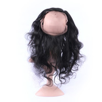 New Arrival 360 Lace Frontal Full Lace Band Frontal Brazilia...