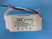 8-24 W tensão de entrada 170-260 V painel de luz de teto luz LED Transformador Eletrônico Transformador de iluminação Driver de Alimentação