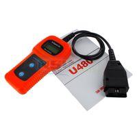 Strumento dello scanner Diagnostico auto U480 Can OBDII OBD2 MEMO MOTORE GUASTO GUASTO GUADERA H210532
