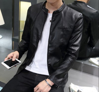 Cheap Mens Leather Bomber Jacket | Fit Jacket