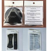 2 pçs / set Fixar Almofadas de Gel Florescer Lama Nanomate Forte Pegajoso Anti Slip Mat Lavável Dashboard Adesivo de Parede Almofada Magia Titular Do Telefone Do Carro