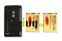 NOKIA N97mini N8 E5 E7 702T T7-00 N5 808 702T T7 için 2adet BL4D BL 4D BL4D 2680mAh Altın Yedek Pil + unviersal USB Duvar Şarj