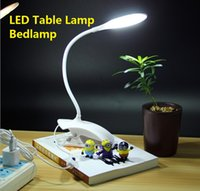 Led Lamp Reading Light Function Long Arm Flexible Student LE...