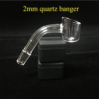 Moq is 1 Piece 100% Real Quartz Banger Nail Male 10mm Joint ...
