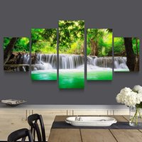 5p modern Home Furnishing HD picture Canvas Print art wall o...