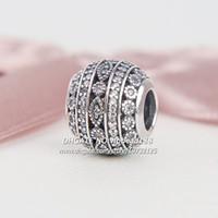 2017 جديد الأزياء والمجوهرات تألق الرسومات سحر الخرز 925 فضة الخرز صنع المجوهرات للنساء الأزياء diy سوار