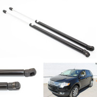 2pcs Auto bagageira porta traseira Elevador Apoia Choque gás Car Struts Primavera para Ford Edge 2007-2008 2009 2010 2011 2012 2013 2014 2015