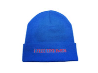 I Feel Like Pablo Beanie Fashion Unisex Embroidery Beanies S...