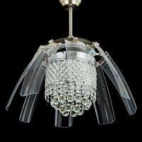 Wholesale plastic chandelier lighting buy cheap plastic chandelier 8 photos wholesale plastic chandelier lighting 42 inch led ceiling fans light ac v v invisible blades crystal aloadofball Images