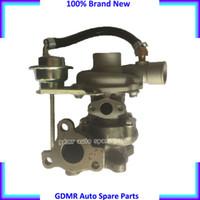 Turbocompresseur RHB31 MY62 CY26 VA110033 VC110033 129403-18050 129137-18010 turbo pour moteur de terrassement Yanmar 4TN84T