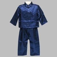 Chino usa Tang traje tradicional chino conjuntos baile kungfu se adaptan a Darncewear # 3760