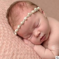 Pearl Baby Girl hair accessories Europe Style Fashion Beaded...