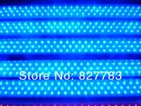 T8 أنبوب الصمام تنمو ضوء أزرق اللون 18 واط 1200 ملليمتر 10 قطعة 1 وحدة شحن مجاني الصمام مصابيح الفلورسنت أنبوب 85-265 فولت