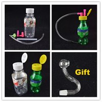 Portable Smoking Smart Oil Rig 10mm joint Smart Stoned Sprin...