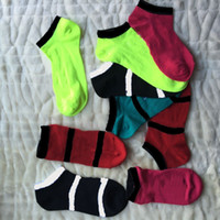 Love Pink Letter Socks Fashion Women Sports Socks short Spor...