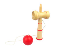 DHL/Fedex Free New Kendama Ball Japanese Traditional Wood Game Toy Education Gift Children toys christmas gift