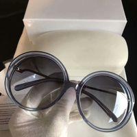 Última venta de moda popular de 3614 mujeres de las gafas de sol hombre gafas de sol gafas de sol de los hombres Gafas de sol de calidad superior gafas de sol UV400 de la lente con la caja