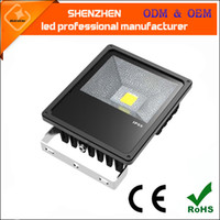 2017 ventes Hot 10W 20W 30W 50W 70W 100W 120W 150W 200W Outdoor Led étanche IP66 Projecteurs Led Flood lumières 85-265V 5 années