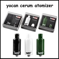 100% Original Yocan Cerum Atomizers Full Ceramic Donut Atomi...