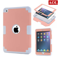 Tablet Case For iPad Mini 4 3 2 1 Retina Kids Safe Armor Sho...