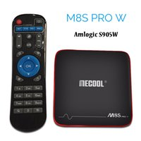 Amlogic S905W Android 7. 1 TV BOX 2GB 16GB MECOOL M8S PRO W S...