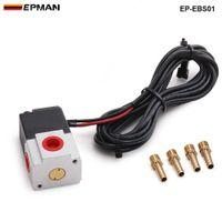 TANSKY - Пневматический фитинг, быстроразъемный, 3-ходовой клапан Электроника Boost Control Комплект электромагнитных адаптеров 12v электромагнитный клапан TK-EBS01