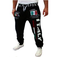 Wholesale- Italian Design Digital Printing Design Sweatpants ...