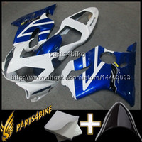 23colors+ 8Gifts Injection mold brilliant blue CBR600F4i 01- 0...
