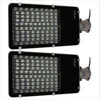 10pcs all'ingrosso ha condotto l'iluminazione pubblica 100W AC85-265V l'alto lume 130lm / W 5 anni di garanzia ha condotto la via la lampada di illuminazione esterna Pali