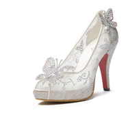 Wholesale Glass Shoes - Buy Cheap Glass Shoes from Chinese ...