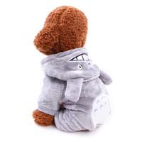 Chegada Nova Inverno Dog Coats alta qualidade velo jaquetas Cosplay gato traje Animais Coats Adorável pequenos animais Roupa frete grátis