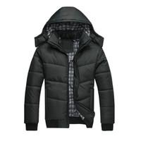 Оптовая продажа-2016 новый зимнее пальто мужская черный водонепроницаемый куртка мужская пальто для зимы новая мода высокое качество вес куртка плюс размер M-3XL