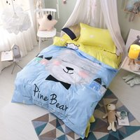 Pine Bear Bedding Collections Comforters Quilts Set Duvet Co...