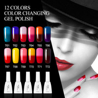 Azure Beauty 10Pcs Temperature Nail Gel Varnish 12ML New 42 ...