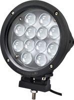 "LED-Arbeitslicht 7"" 60W CREE LED Arbeits-Licht-Bar 12-LED * (5W) Fahr Arbeits-Licht SUV ATV 4WD 4x4 Jeep Flood Punkt-Lichtstrahl 5100lm IP67 LKW-Lampe"