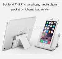 Foldable Universal Tablet PC Holder Mobile Phone Stand Porta...