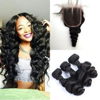 "100% Indian Virgin Hair Weave Weft 8"" - 30"" 3pcs Hai..."