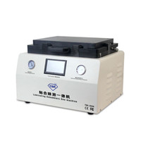 TBK-308A Yeni 15 Inç Otomatik Cep Telefonu Dokunmatik Ekran Vakum Onarım LCD OCA Laminasyon Debubblers Makine Hava Kabarcık Kaldır Makinesi